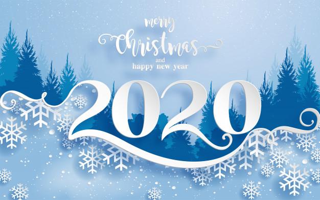 Щасливого Різдва та нового 2020 року